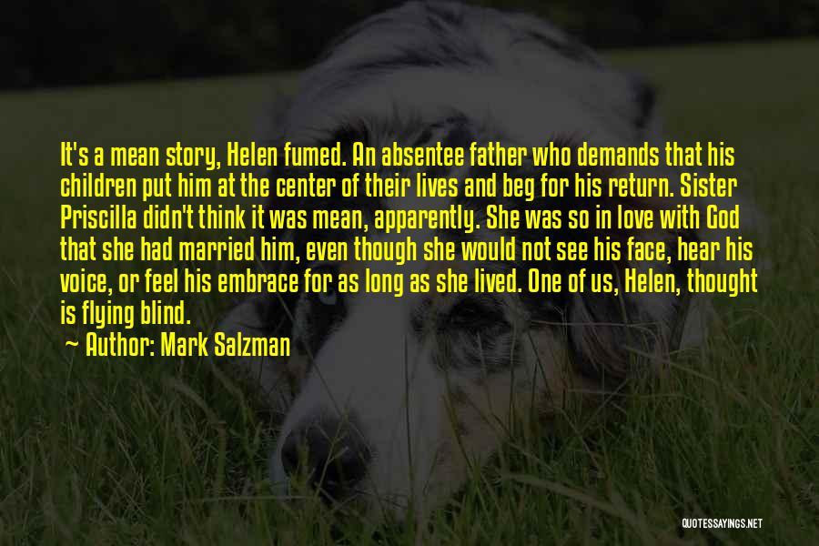Mark Salzman Quotes 213284