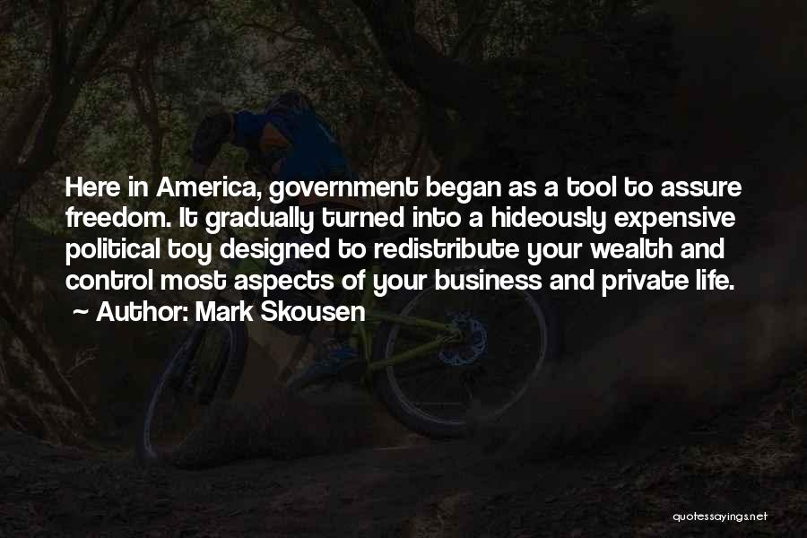 Mark Skousen Quotes 1099297