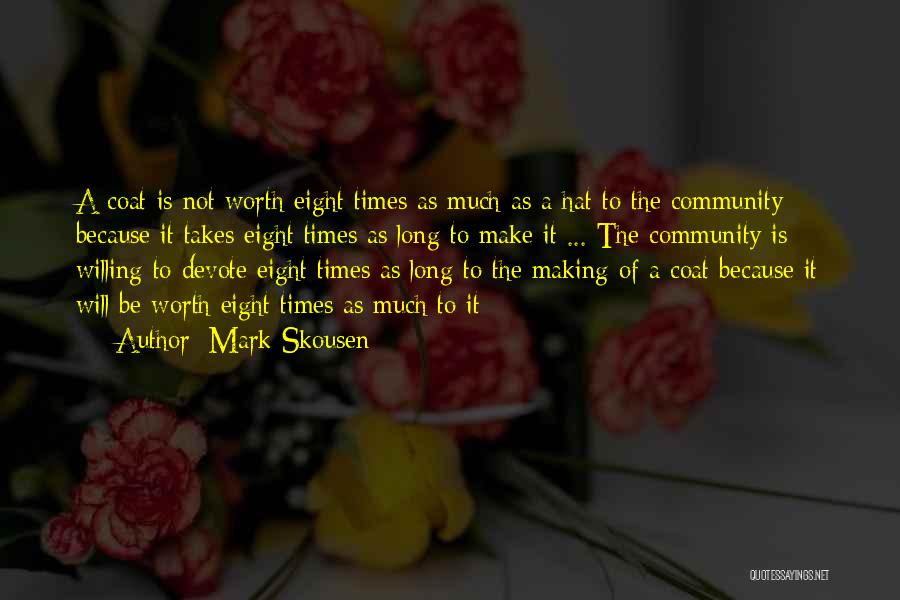 Mark Skousen Quotes 1365504