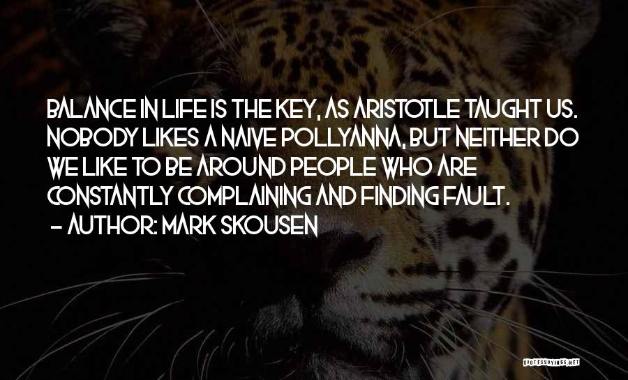 Mark Skousen Quotes 1413429