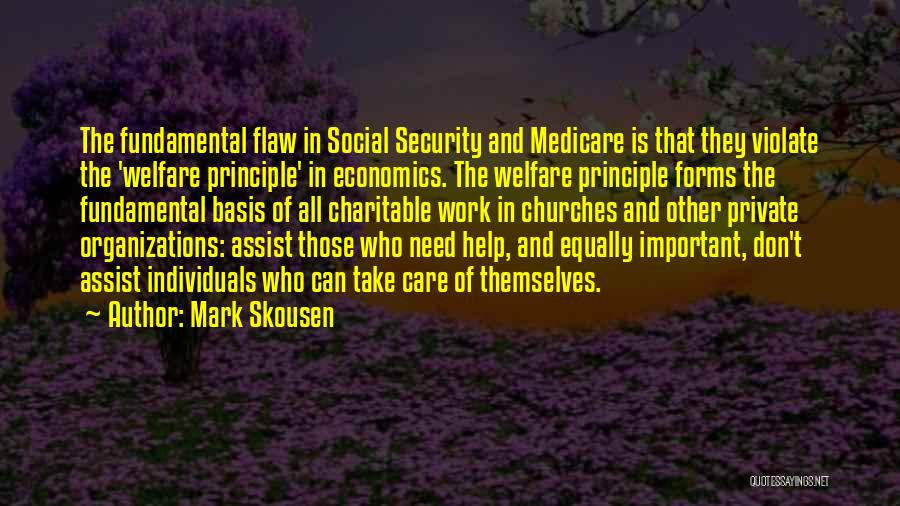 Mark Skousen Quotes 1444636