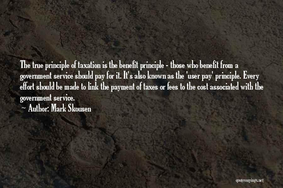 Mark Skousen Quotes 170265