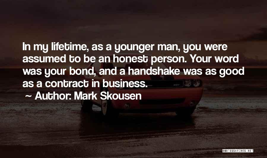 Mark Skousen Quotes 1812229