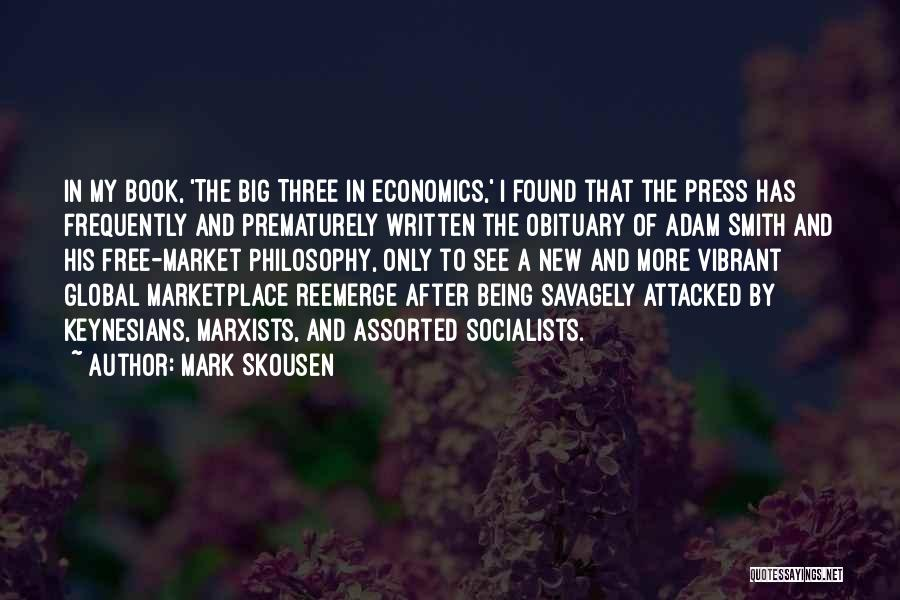 Mark Skousen Quotes 1984787
