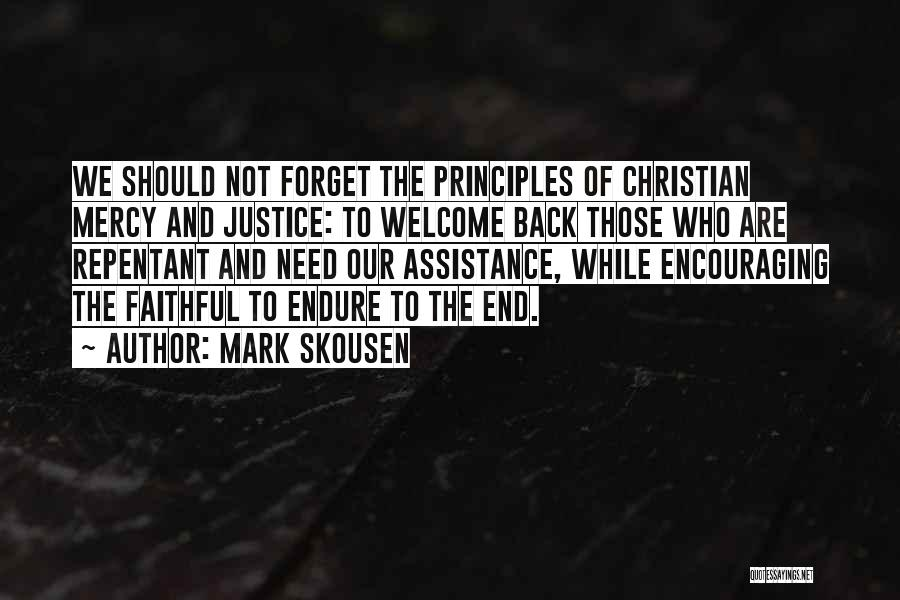 Mark Skousen Quotes 474209