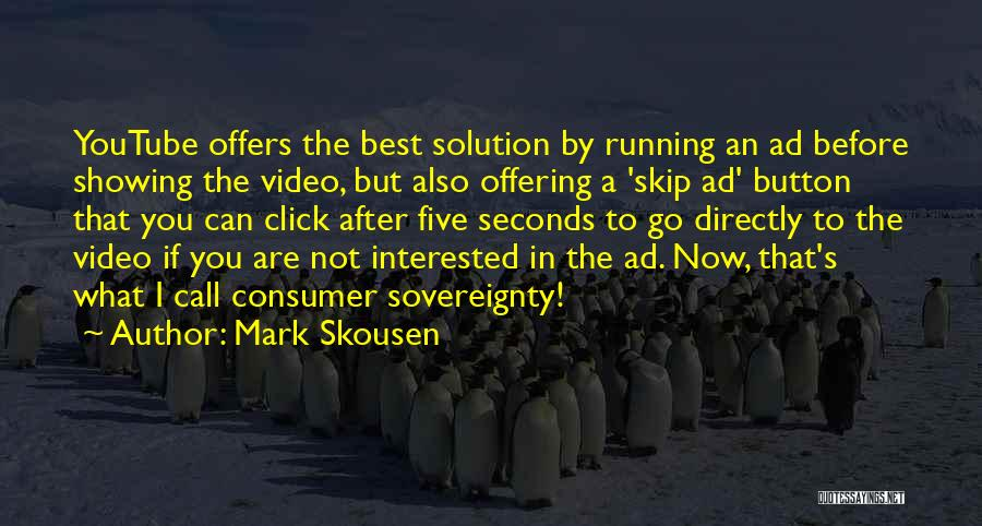 Mark Skousen Quotes 999044
