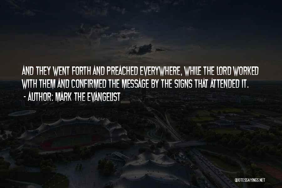Mark The Evangelist Quotes 1167725