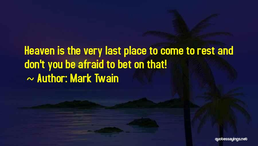 Mark Twain Quotes 1023325