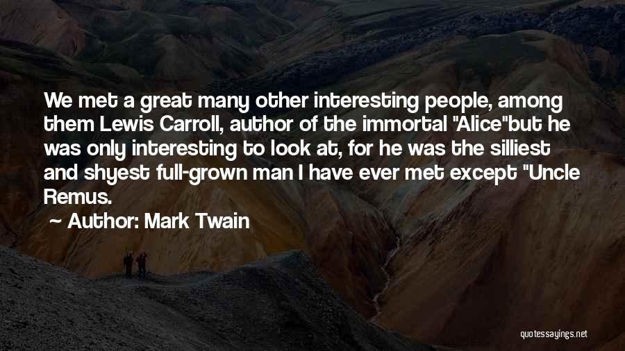 Mark Twain Quotes 1140740