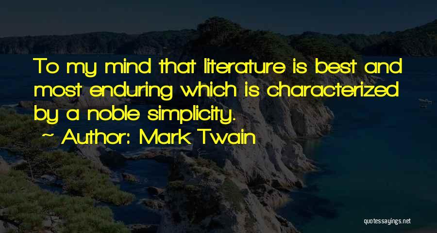 Mark Twain Quotes 430457