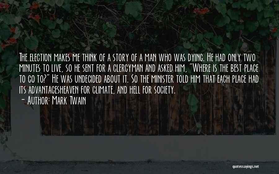Mark Twain Quotes 501192