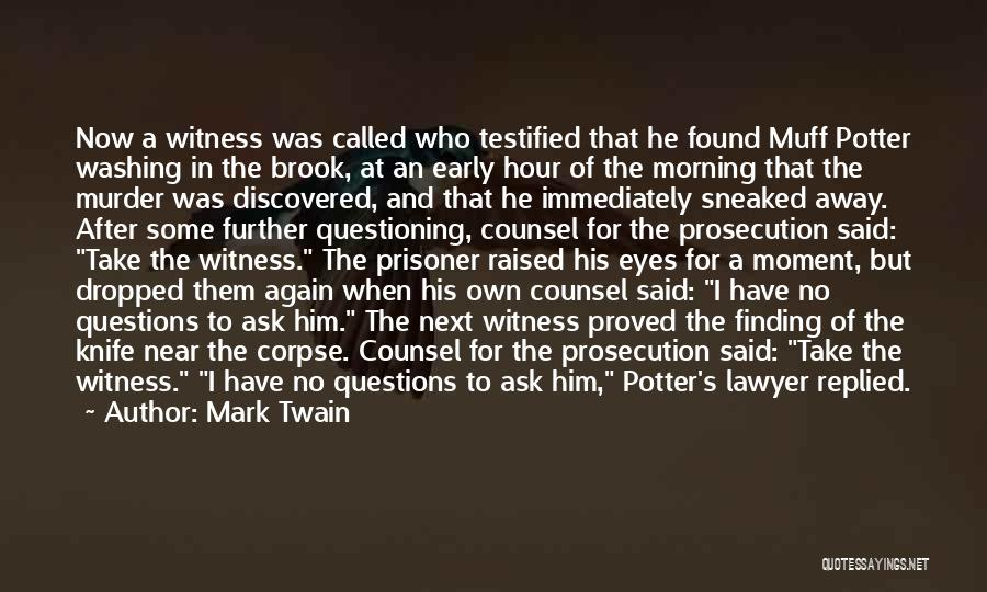 Mark Twain Quotes 696984