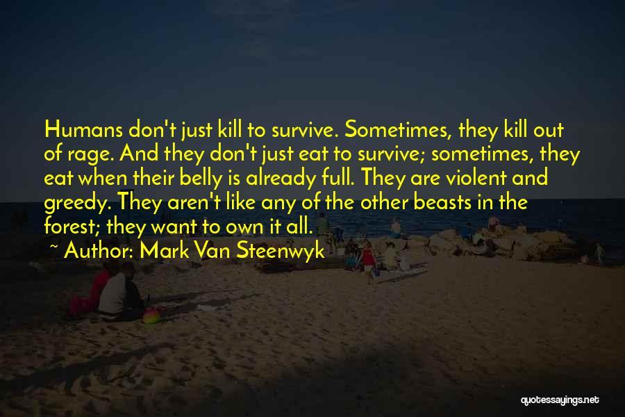 Mark Van Steenwyk Quotes 1471245