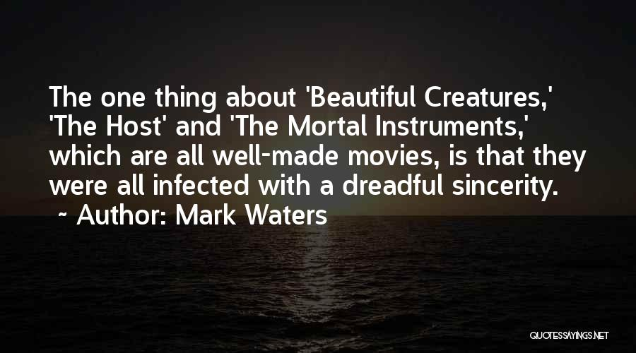 Mark Waters Quotes 626708