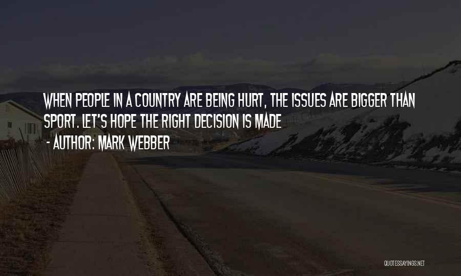 Mark Webber Quotes 1661093