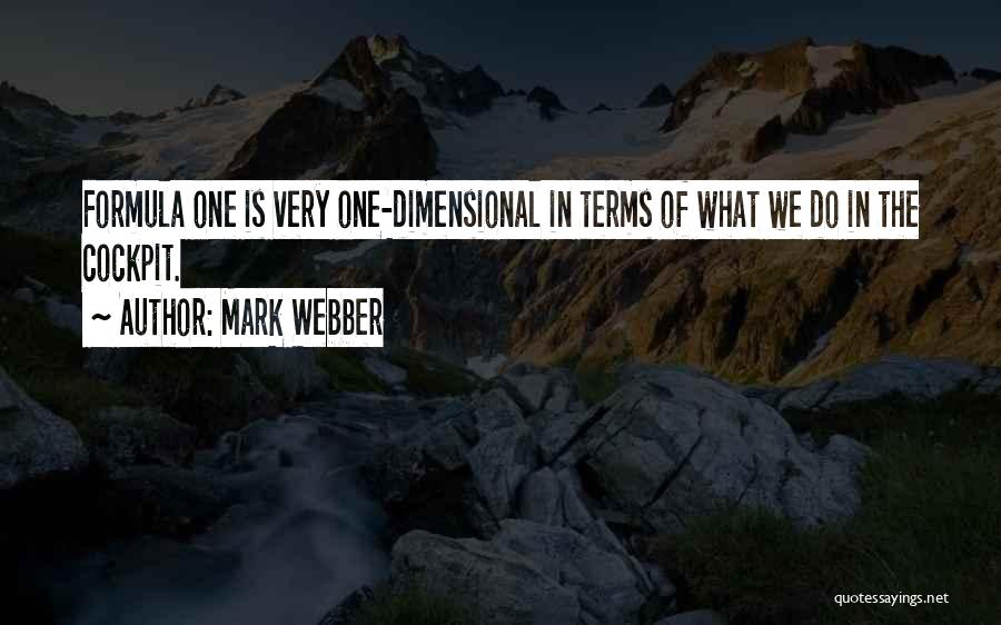 Mark Webber Quotes 1872467