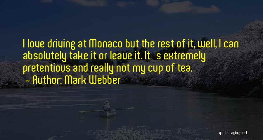 Mark Webber Quotes 1942058