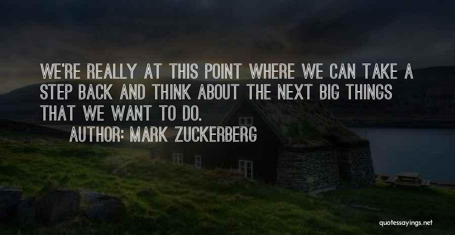 Mark Zuckerberg Quotes 1015586