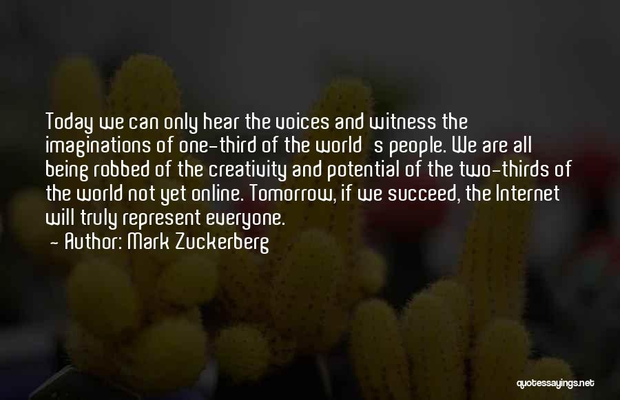 Mark Zuckerberg Quotes 1108646