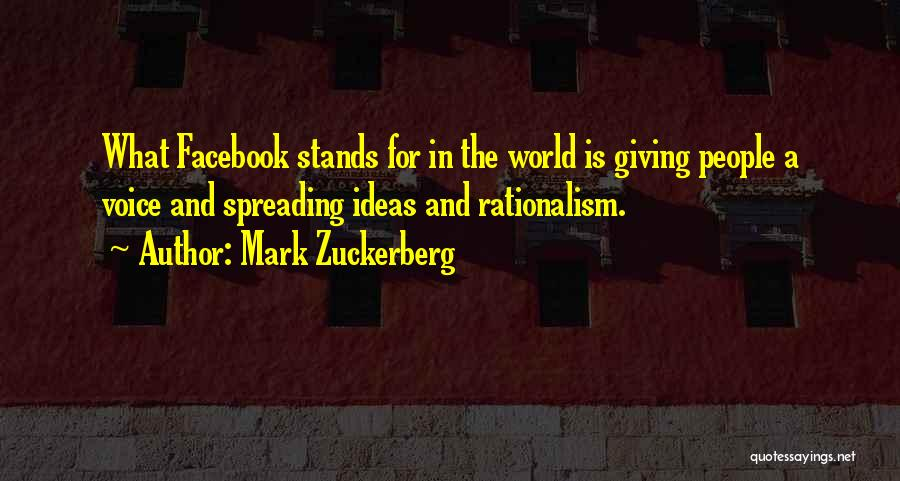 Mark Zuckerberg Quotes 113403