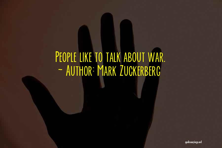 Mark Zuckerberg Quotes 1149853