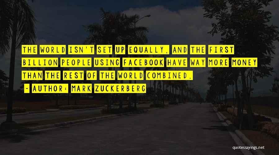 Mark Zuckerberg Quotes 1159969