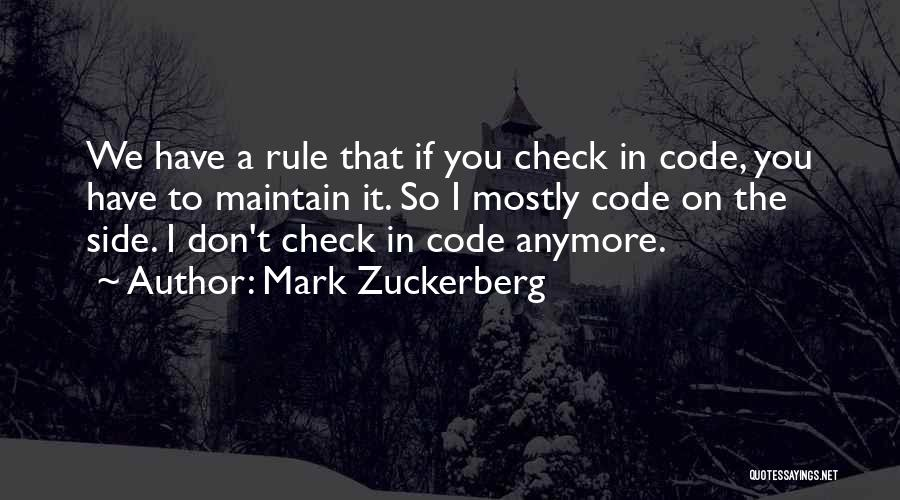 Mark Zuckerberg Quotes 1310516