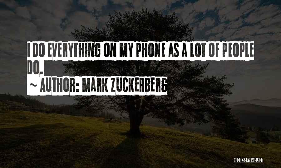 Mark Zuckerberg Quotes 1370918