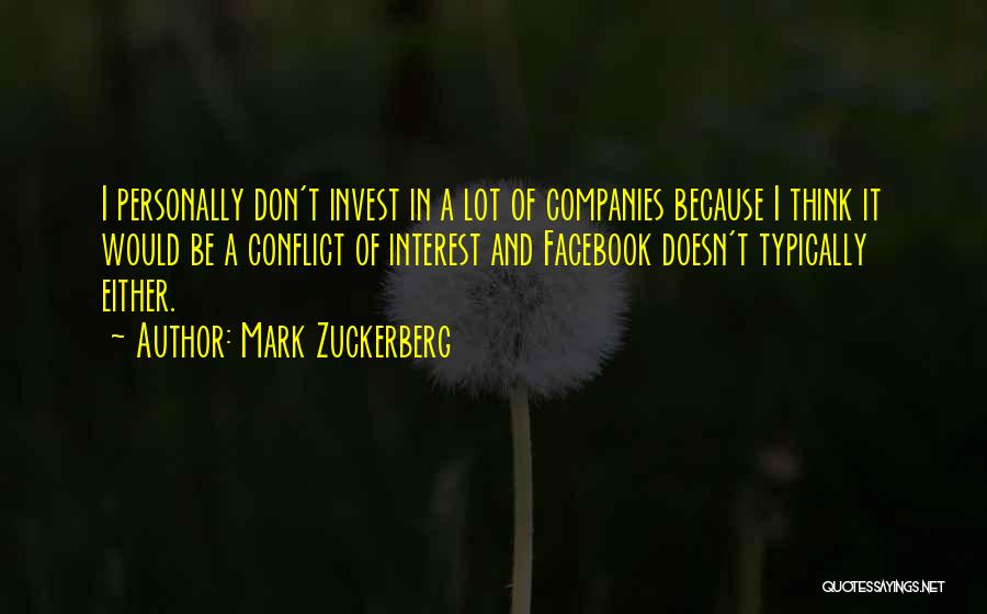 Mark Zuckerberg Quotes 1436967