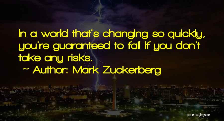 Mark Zuckerberg Quotes 1468593