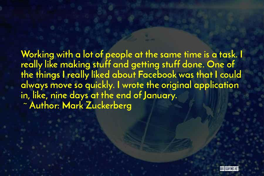 Mark Zuckerberg Quotes 1589825
