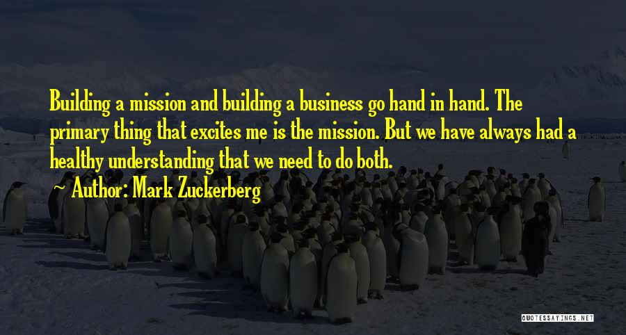 Mark Zuckerberg Quotes 1684497