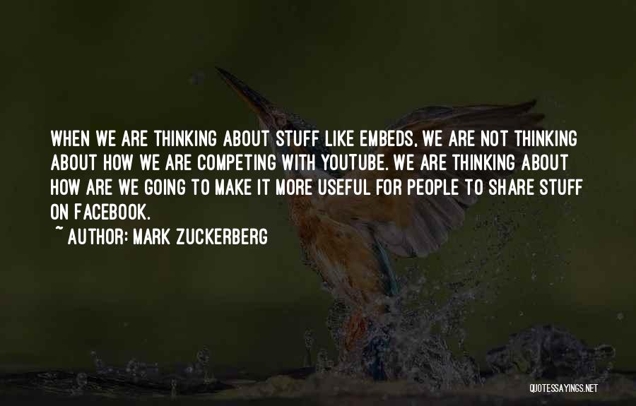 Mark Zuckerberg Quotes 1725418