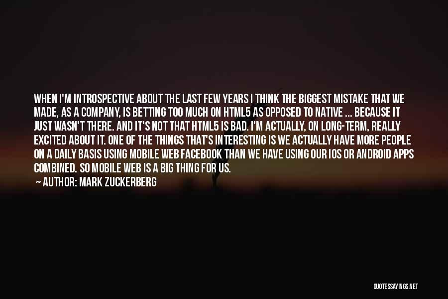 Mark Zuckerberg Quotes 1744678