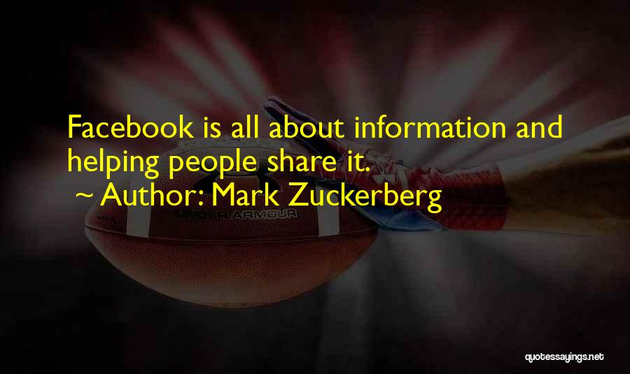 Mark Zuckerberg Quotes 1746065