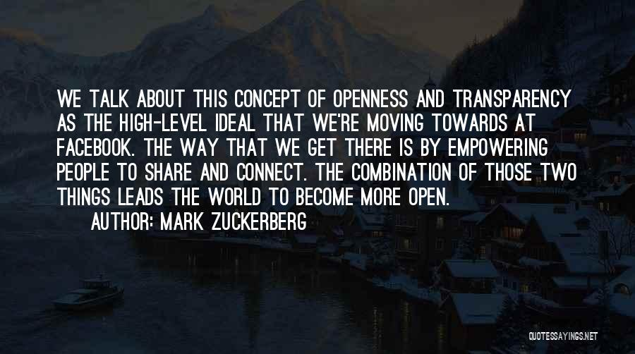 Mark Zuckerberg Quotes 1774724