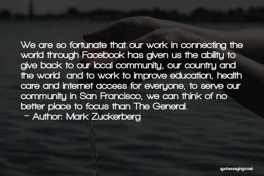 Mark Zuckerberg Quotes 1842880