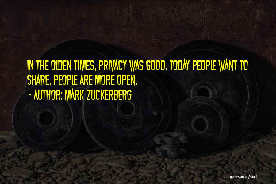 Mark Zuckerberg Quotes 1857983