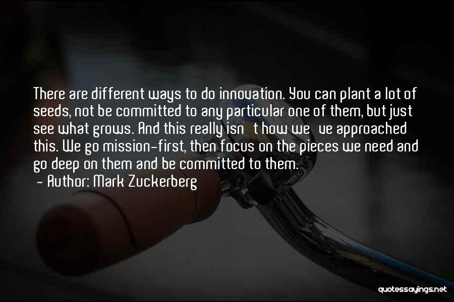 Mark Zuckerberg Quotes 1931490