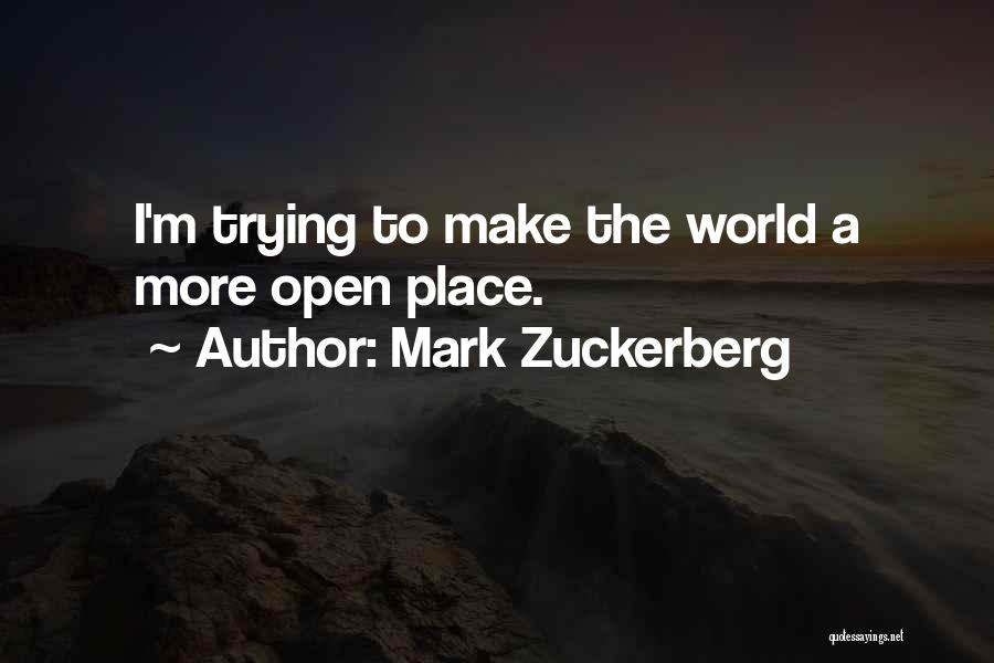 Mark Zuckerberg Quotes 2057338