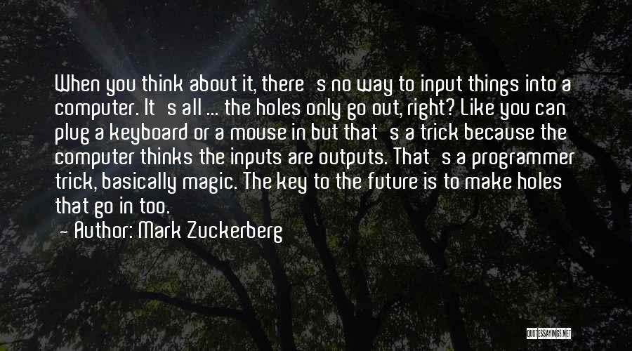 Mark Zuckerberg Quotes 2076736