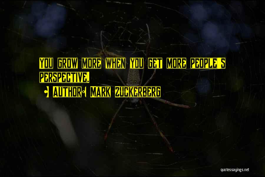 Mark Zuckerberg Quotes 2082411