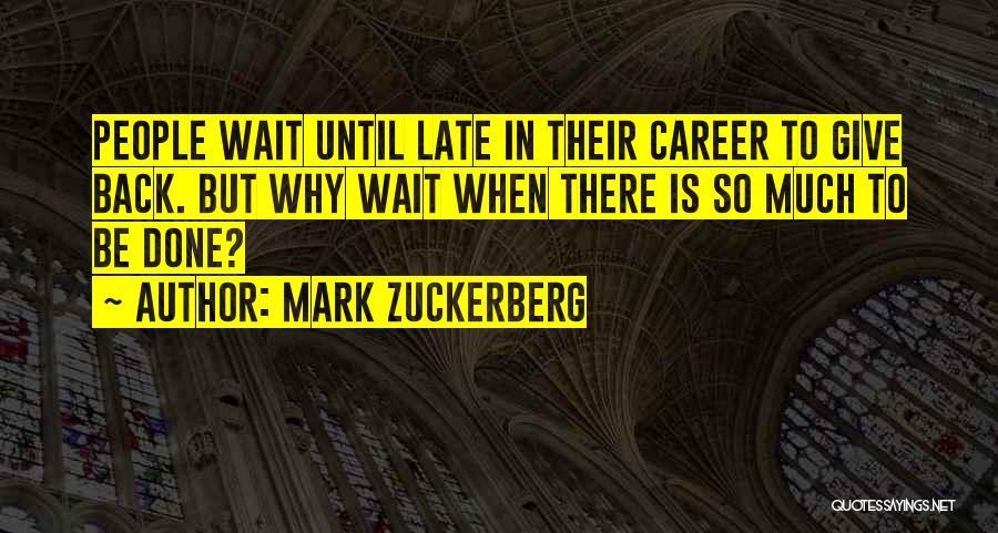 Mark Zuckerberg Quotes 2129941