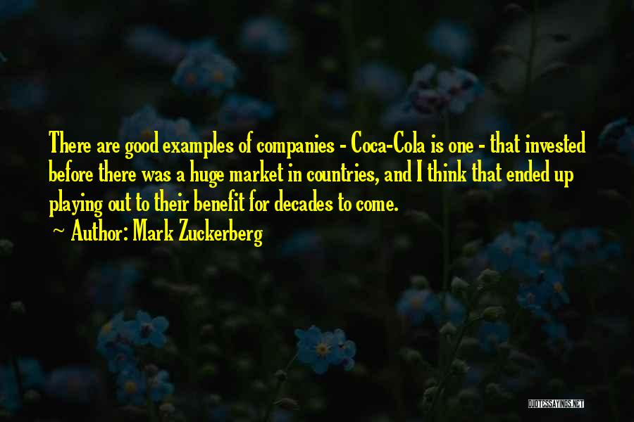 Mark Zuckerberg Quotes 2151615
