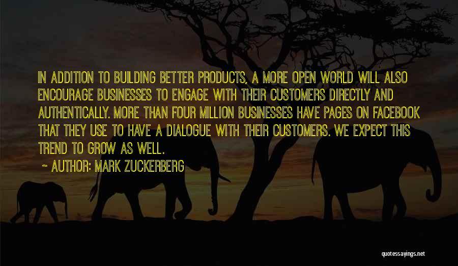 Mark Zuckerberg Quotes 2165633