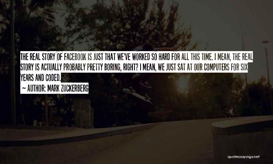 Mark Zuckerberg Quotes 274686
