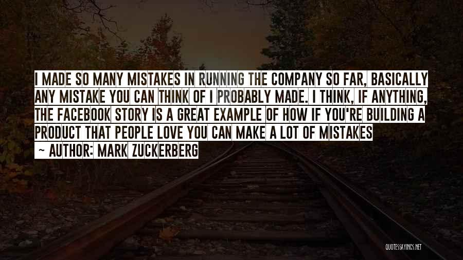 Mark Zuckerberg Quotes 457594