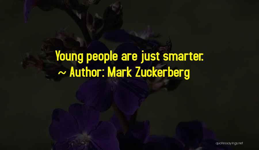Mark Zuckerberg Quotes 462267