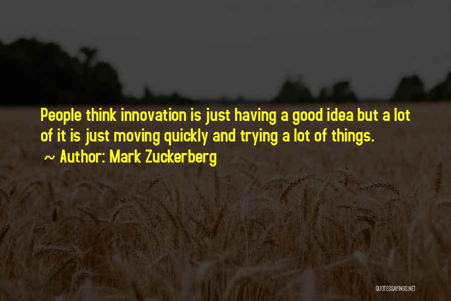 Mark Zuckerberg Quotes 474671