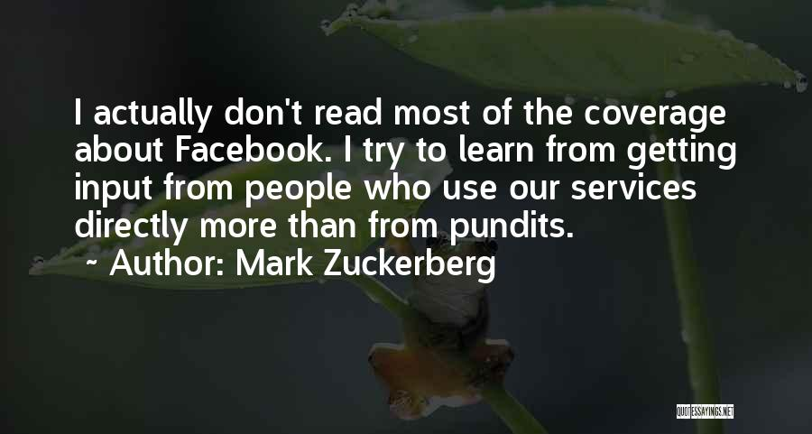 Mark Zuckerberg Quotes 610188